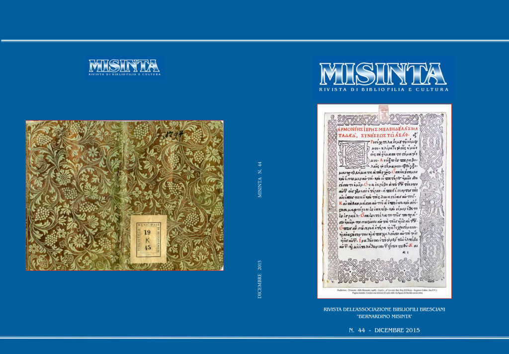 COPERTINA 1-4 MISINTA 44