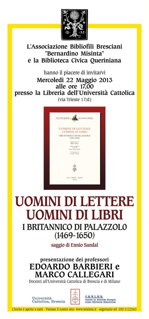 INVITO PROF BARBIERI FRONTE 22 05 2013
