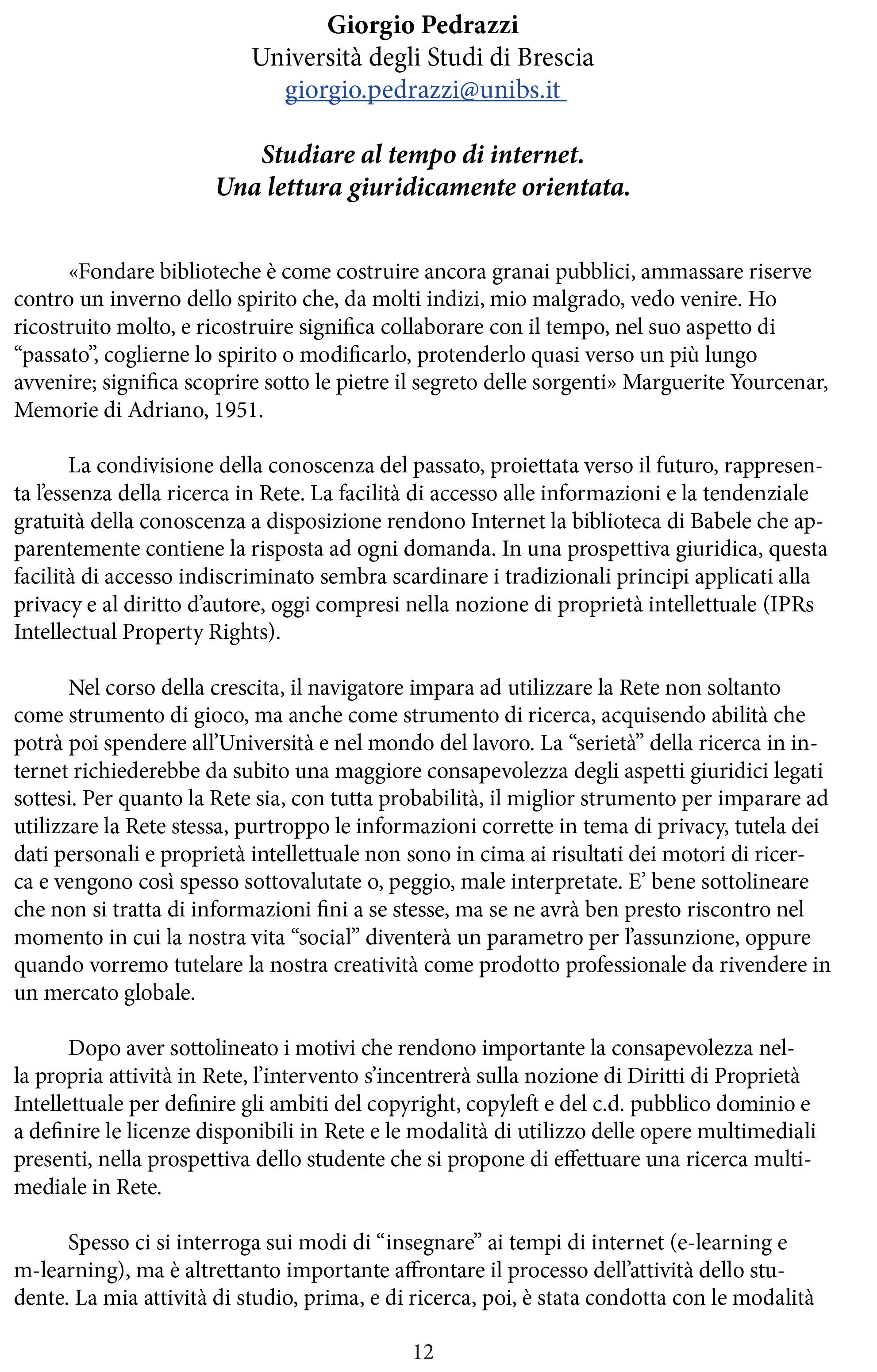 STUDIARE AL TEMPO DI INTERNET-12