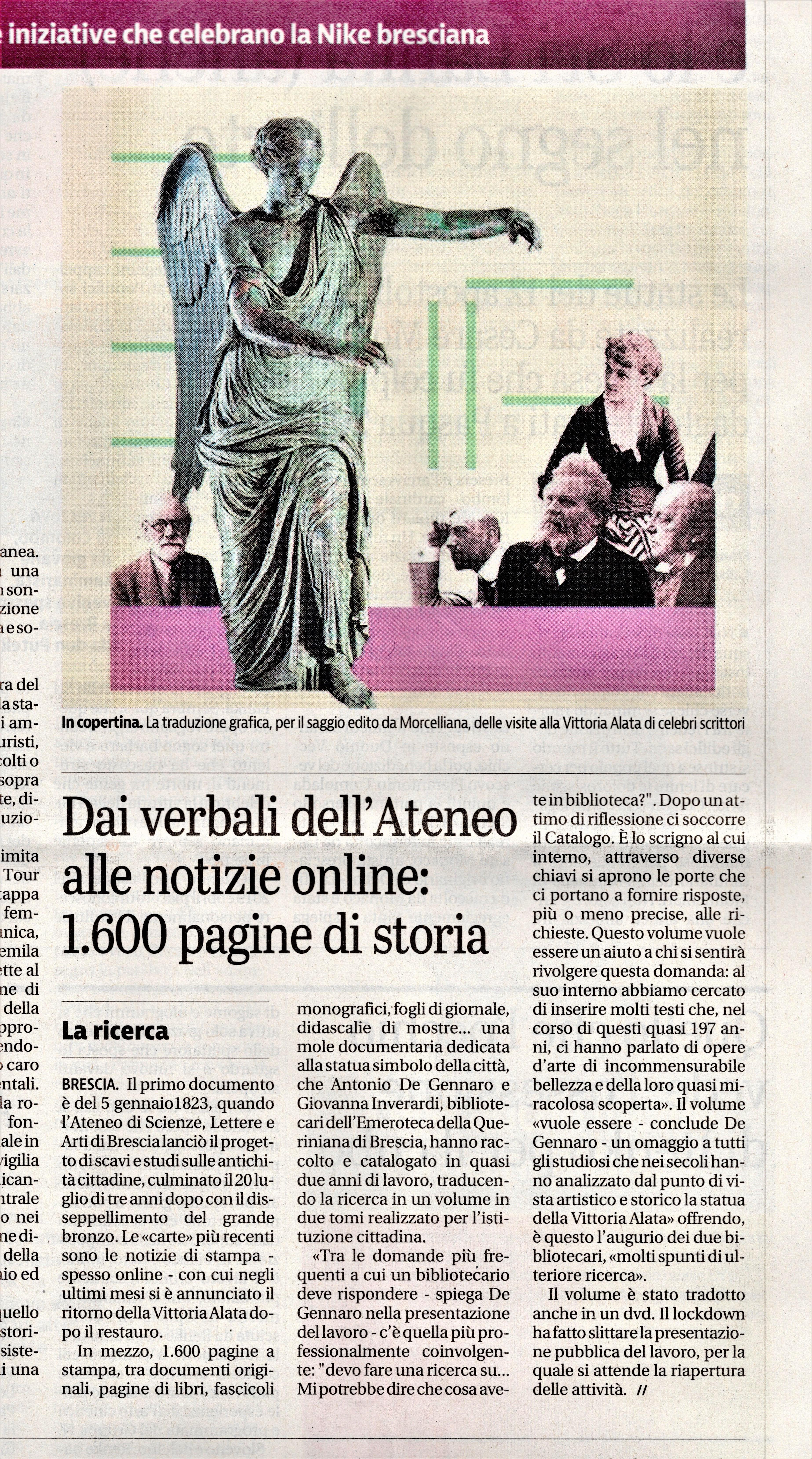 2020- GdB- art. su Vittoria alata e altro-DeGennaro Antonio
